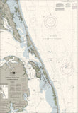 Currituck Beach Light To Wimble Shoals Nautical Chart