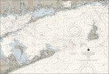 Block Island Sound And Approaches Nautical Chart