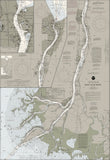 St Clair River Nautical Chart