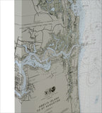 Amelia Island To St Augustine Nautical Chart