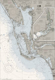 Estero Bay to Lemon Bay Nautical Chart