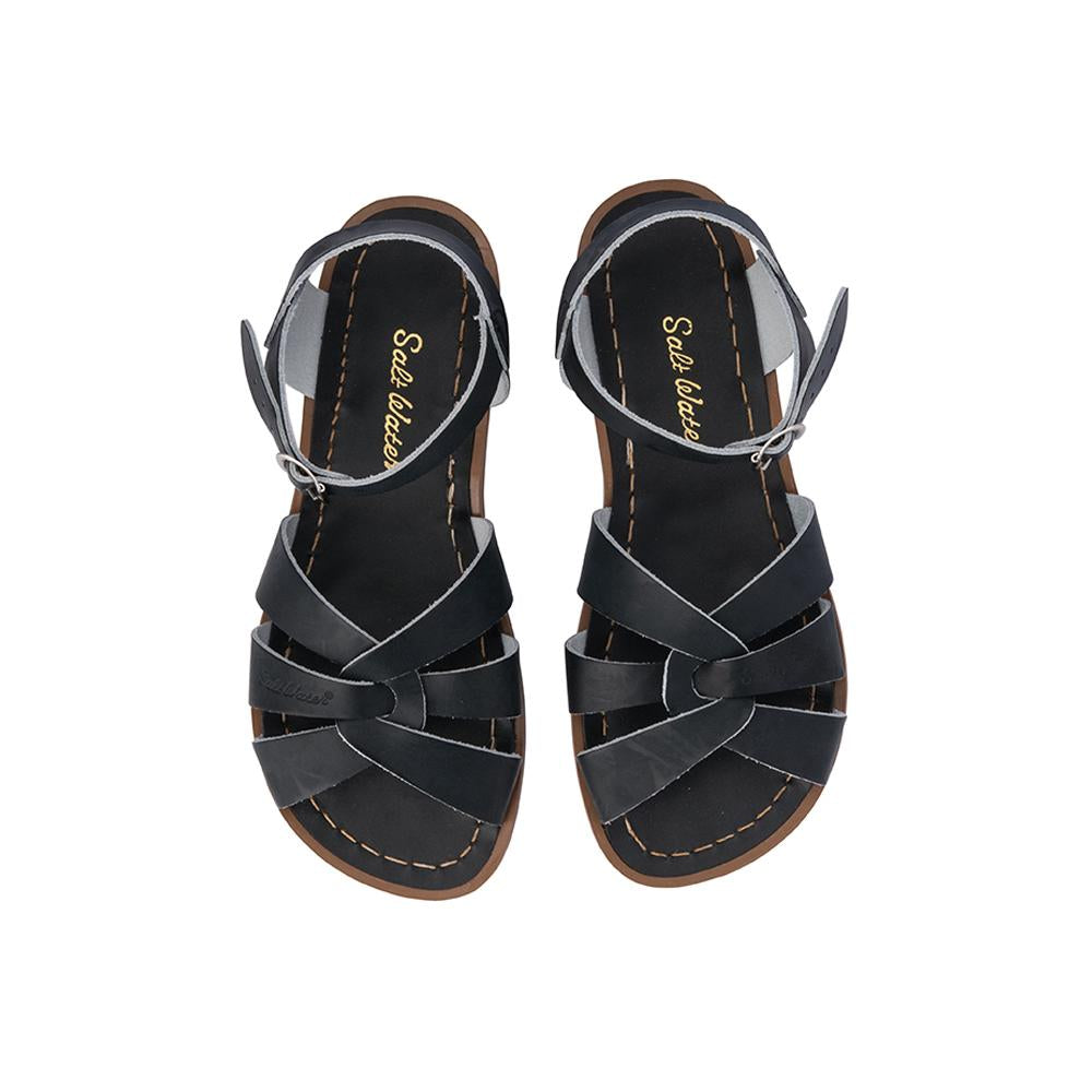 Original Saltwater Sandal - Black (Adult)