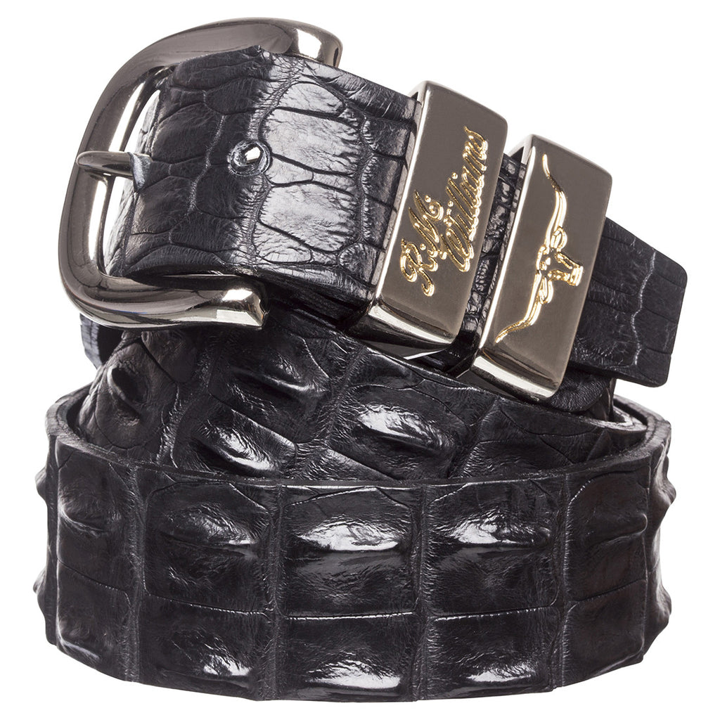 "1 1/2"" Crocodile Belt"
