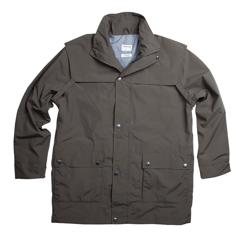 Darby Field Coat - Navy