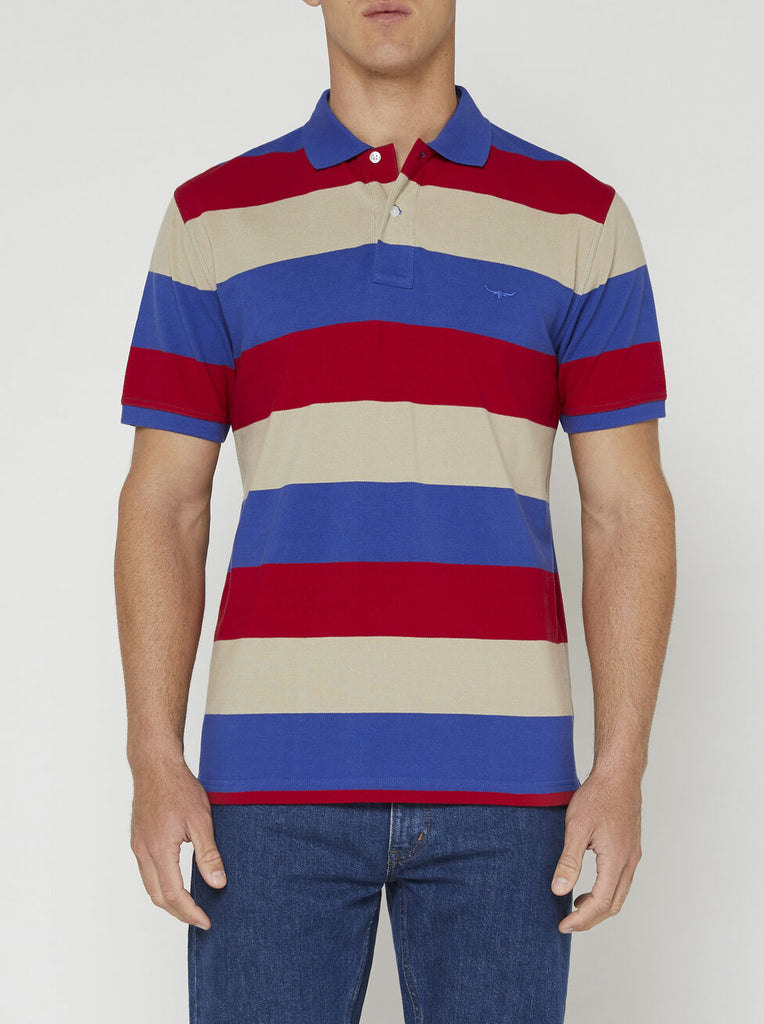 Rod Polo Mid Stripe