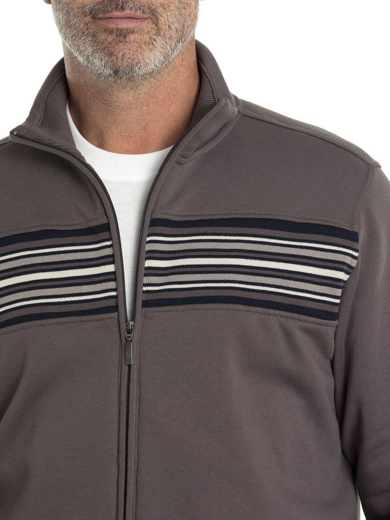 Dex Snowy Mt Fleece Jacket - Sahara