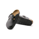 Boston Smooth Leather - Black