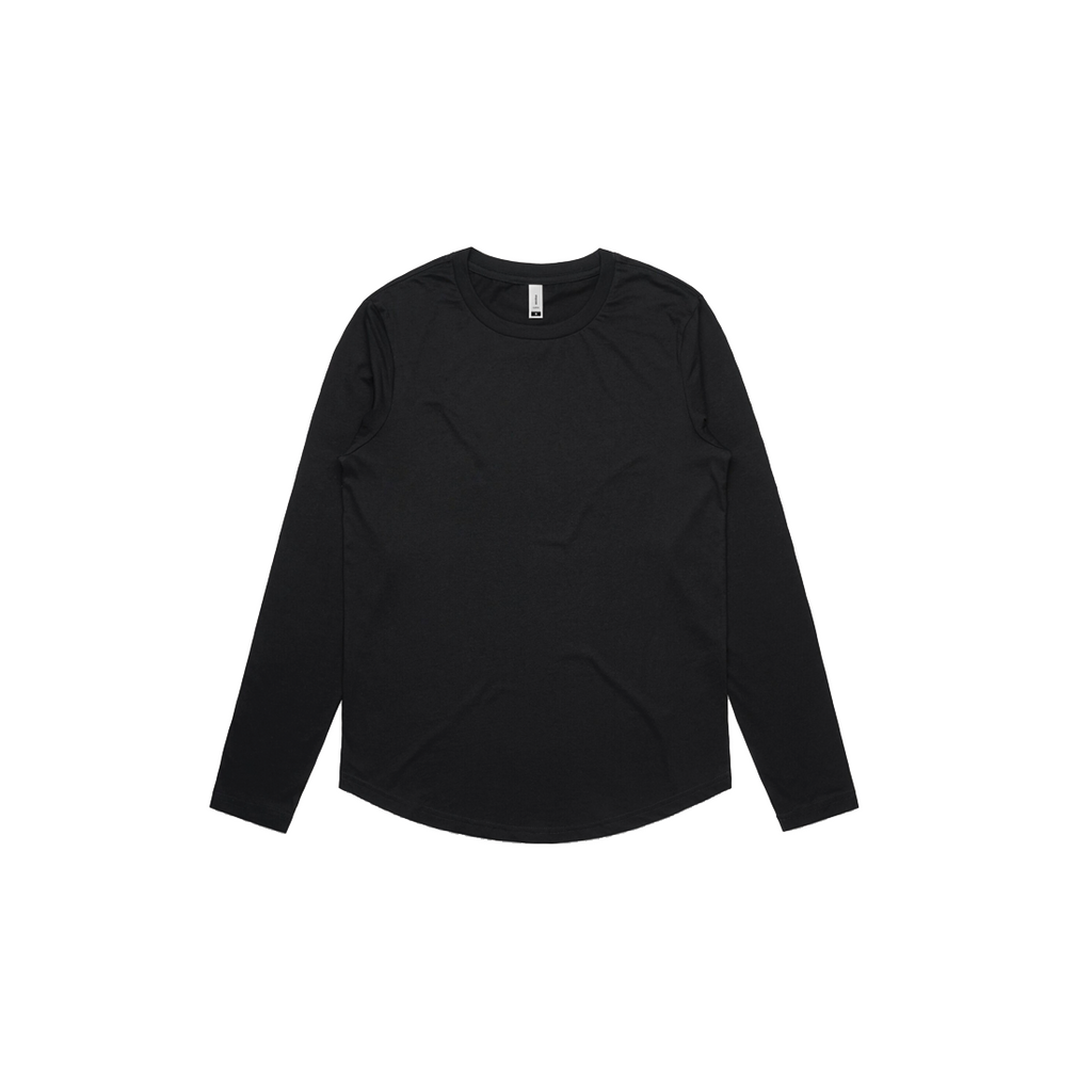 Curve Long Sleeve Tee