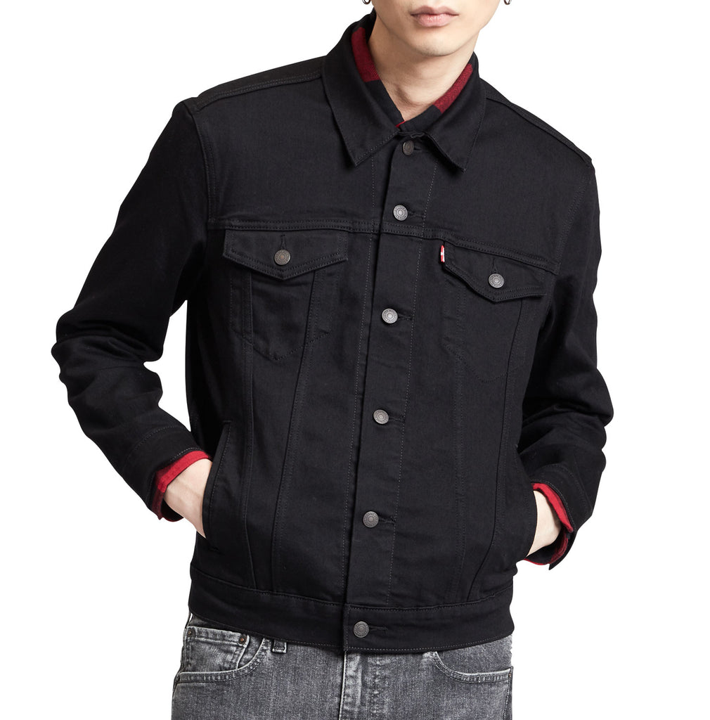 The Trucker Jacket - Dark Horse Trucker