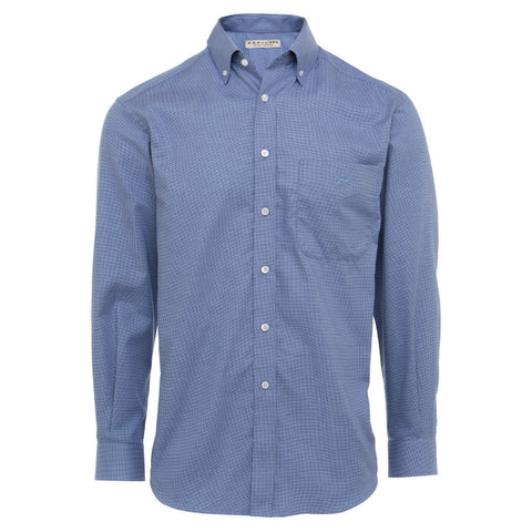 Mansfield Shirt - Soft Blue