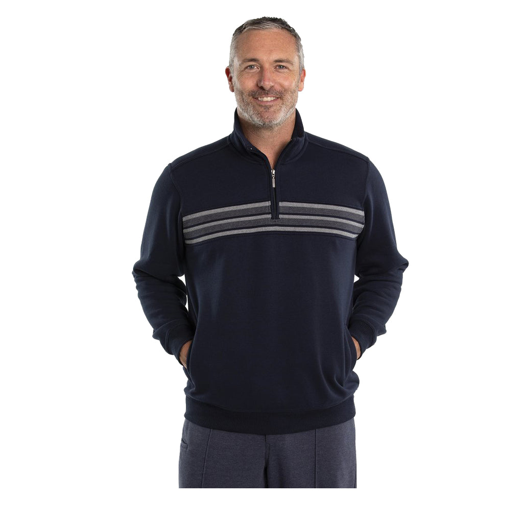 Ambie Snowy Mt Fleece 1/4 Zip