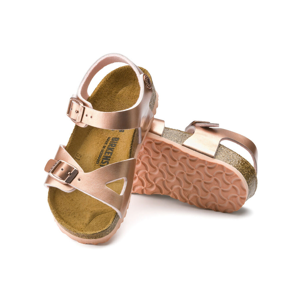 Rio Kids BF - Metallic Rose