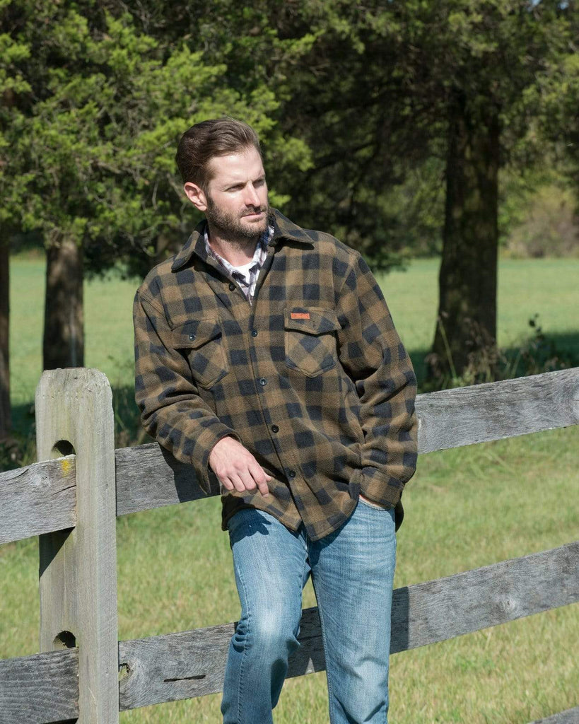 Polar Fleece Shirt - Breen