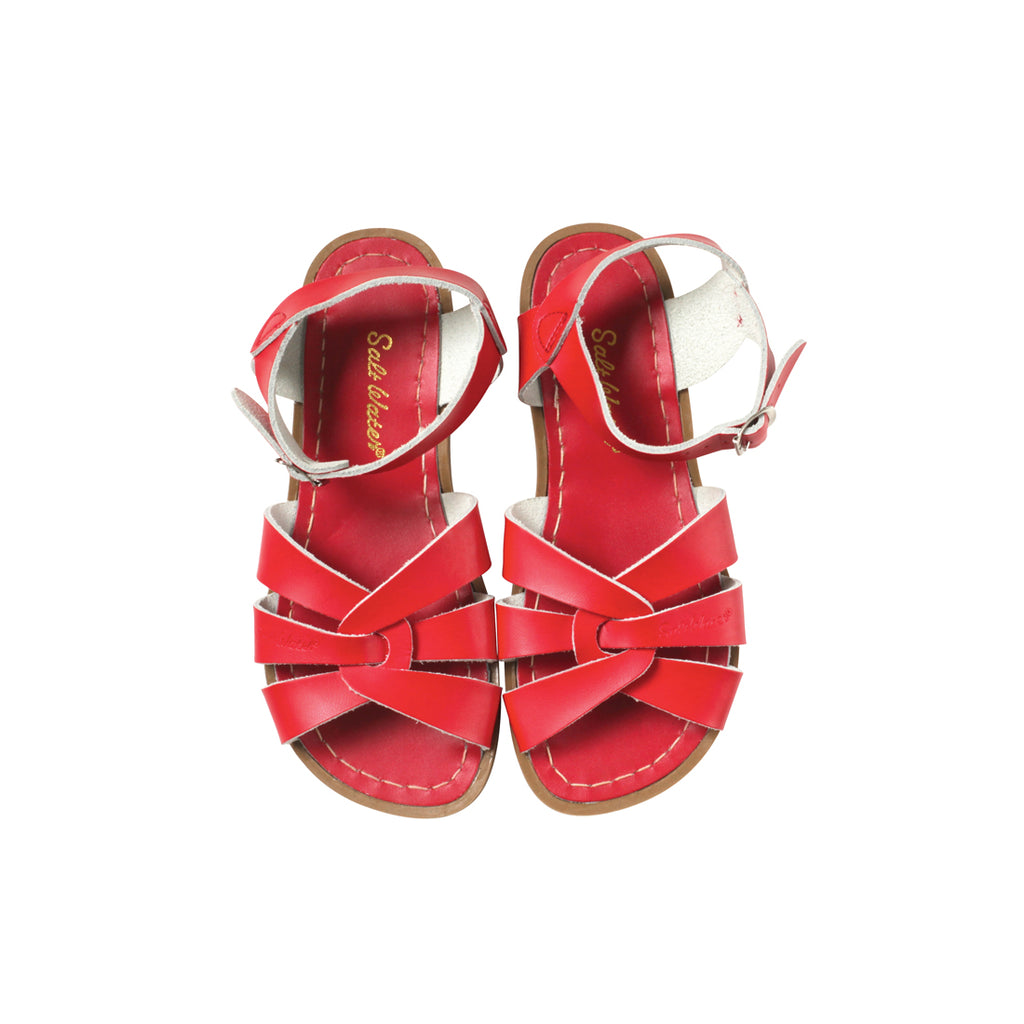 Original Saltwater Sandal - Red (Adult)