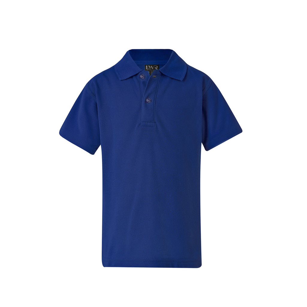 House Polo - Blue