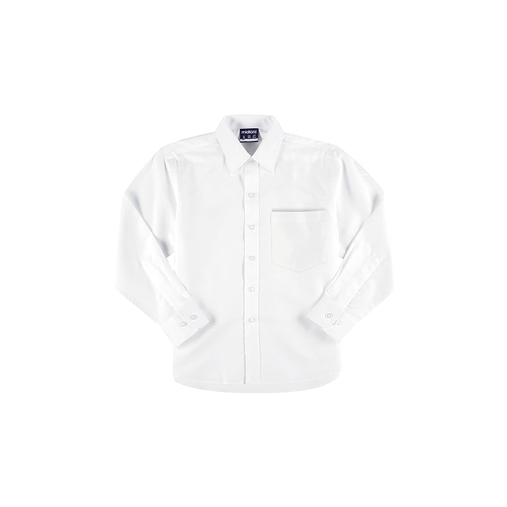 Balcombe L/S Winter Shirt - Boys