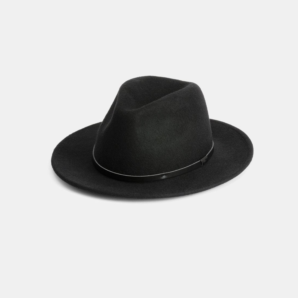 William Hat - Black