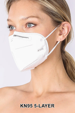 KN 95 Mask 5 layer - Miss Scarlett Boutique