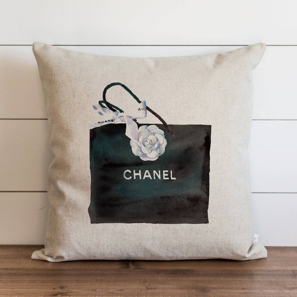 Designer Inspired Purse Down Pillow