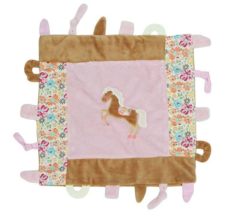 Maison Chic - Nellie The Horse Multifunction Blankie