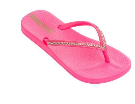 ANA METALLIC II KIDS FLIP FLOP - Miss Scarlett Boutique