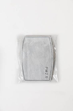 10 pack PM 2.5 Filter for Mask - Miss Scarlett Boutique