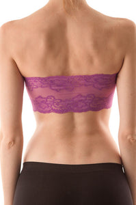Lace Back Bandeau - Miss Scarlett Boutique