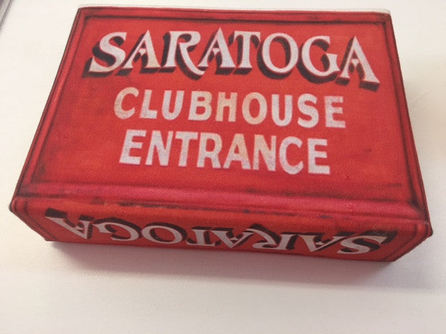 Saratoga Clubhouse Clutch Purse - Miss Scarlett Boutique