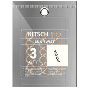 KITSCH - Rose Gold Bun Twist - Miss Scarlett Boutique