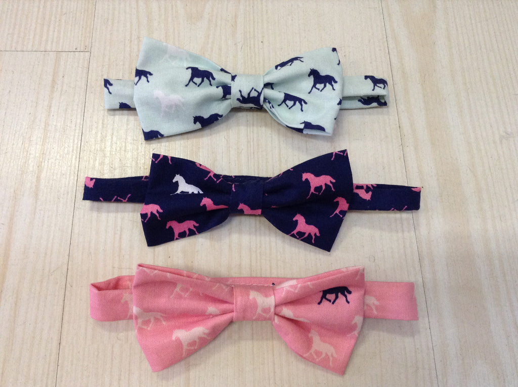 Derby Bow Tie - Miss Scarlett Boutique