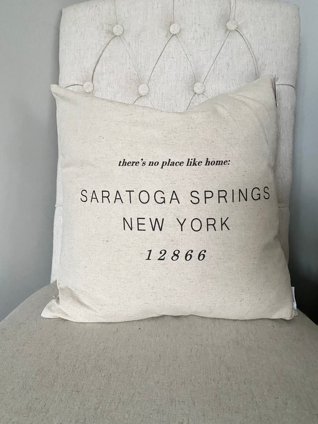 There's No Place Like Home Custom Pillow