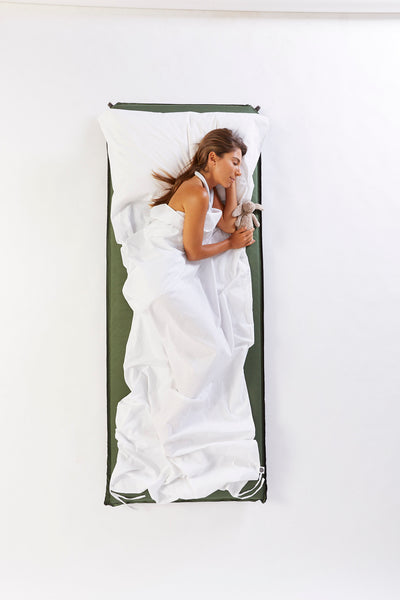 Cottonpod Sleeping bag liner & Travel Sheet