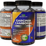 95% HCA Garcinia Cambogia Supplement - Weight Loss Pills for Men and Women - +