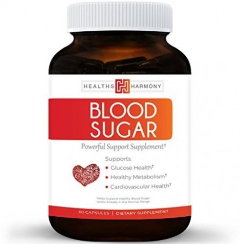 Best Blood Sugar Support Supplement - Helps with Blood Glucose and Weight Loss