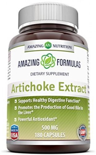 Artichoke Extract | Cynara Scolymus | Weight, Liver, Digestive Antioxidant
