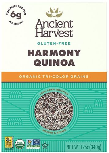 Ancient Harvest Harmony Quinoa, 12 Ounce