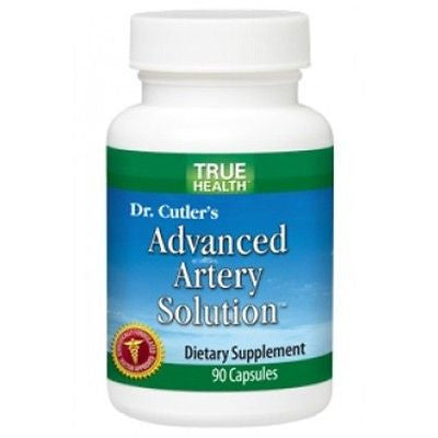 Advanced Artery Solution (90 Capsules) by True Health - rejuvem  - 1