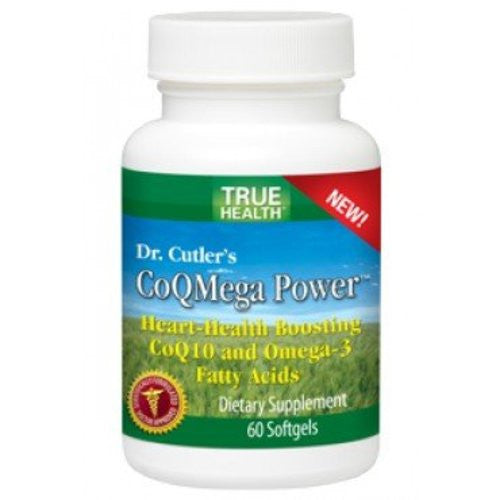 CoQMega Power by True Health - rejuvem
