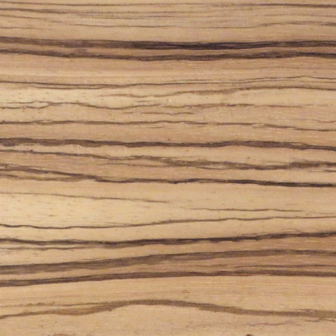 Kiln Dried Zebrawood