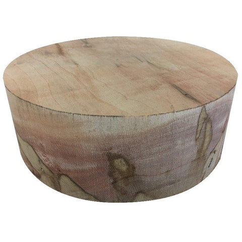 "14""x7"" Ambrosia Sycamore Wood Bowl Turning Blank"