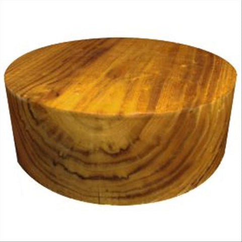 "12""x8"" KD Black Locust Wood Bowl Turning Blank"