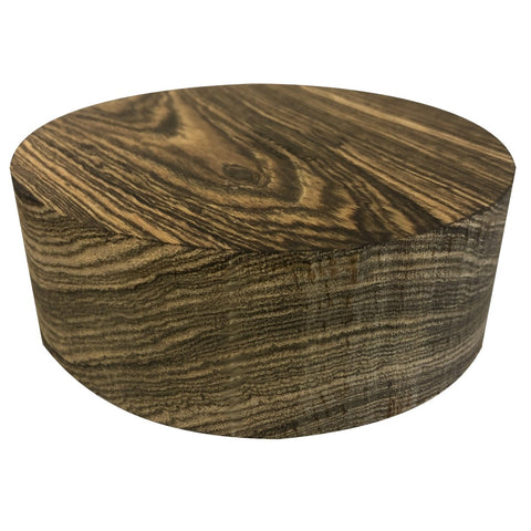 Bocote Wood Bowl/Platter Turning Blank