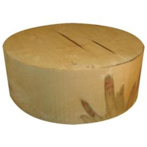 "4""x2"" Box Elder Wood Bowl Turning Blank"