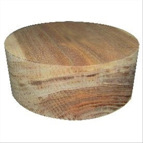 "4""x3"" Butternut Wood Bowl Turning Blank"