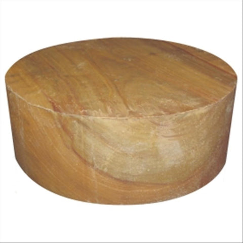 "14""x4"" Camphor Wood Bowl Turning Blank"