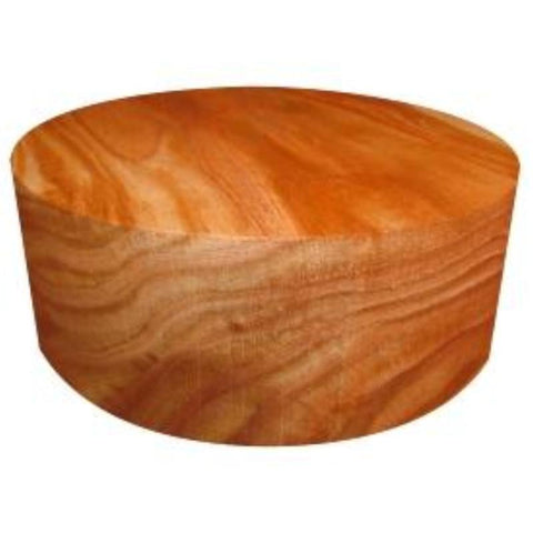 "6""x2"" Chinaberry Wood Bowl Turning Blank"