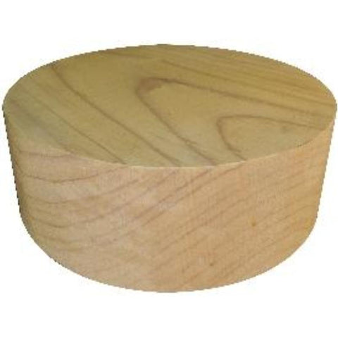"8""x3"" Cucumbertree Wood Bowl Turning Blank"