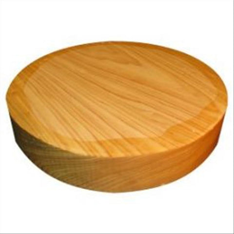 "14""x2"" KD Cypress Wood Platter Turning Blank"