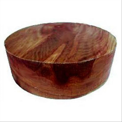 "12""x3"" Hickory Wood Bowl Turning Blank"