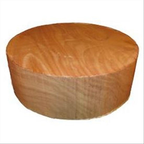 "12""x7"" Pecan Wood Bowl Turning Blank"